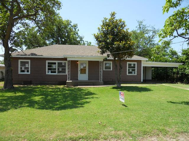 Photo of 1023 W Hamilton Street  Olney  TX