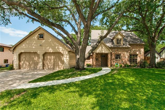Photo of 813 Chaparral Court  Bedford  TX