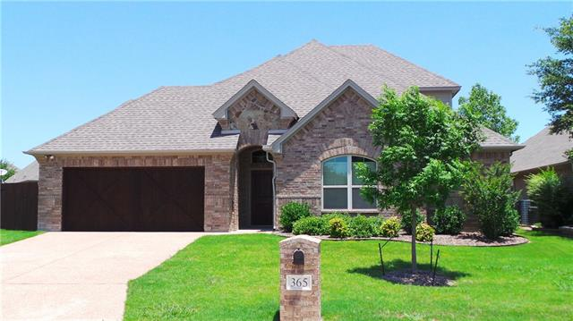 Photo of 365 Spyglass Drive  Willow Park  TX