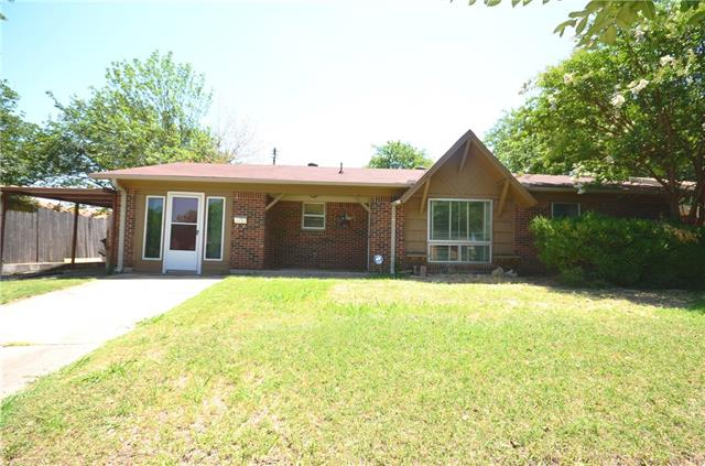 Photo of 4706 Alwood Court  Fort Worth  TX