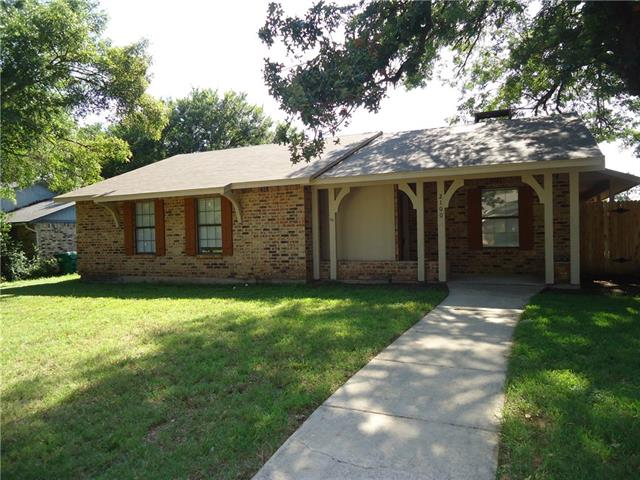 Photo of 2100 Wisteria Street  Denton  TX