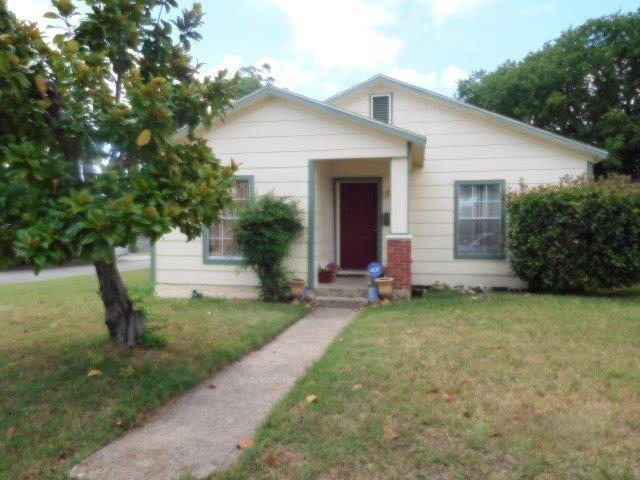 Photo of 5101 Goodman Avenue  Fort Worth  TX