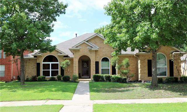 Photo of 605 Teakwood Drive  Flower Mound  TX