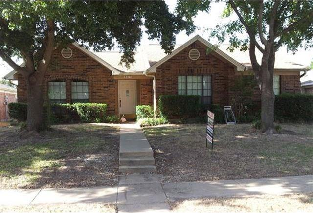 Photo of 8321 Willow Creek Drive  Frisco  TX