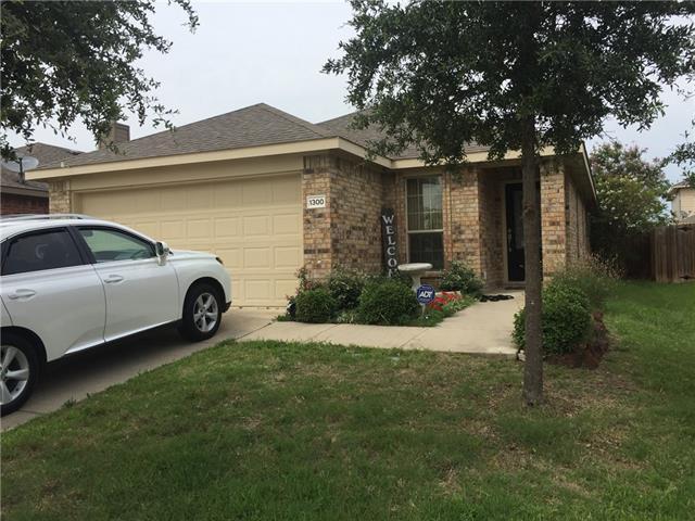 Photo of 1300 Alder Tree Lane  Royse City  TX