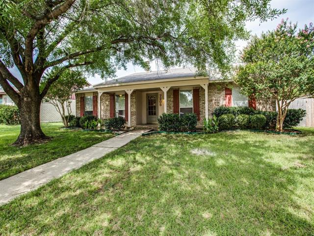 Photo of 7205 Knight Drive  The Colony  TX