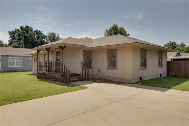 Photo of 316 Mockingbird Lane  Denton  TX