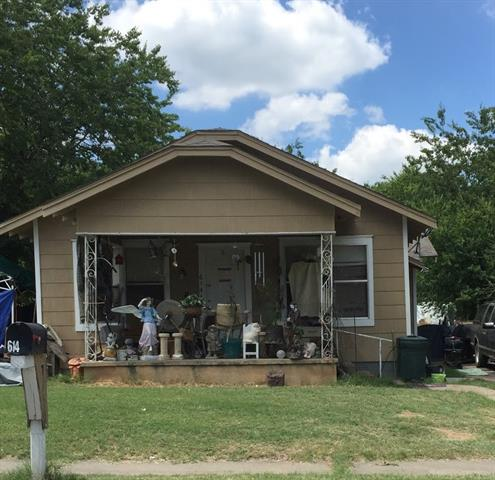 Photo of 614 SW 10th Street  Mineral Wells  TX