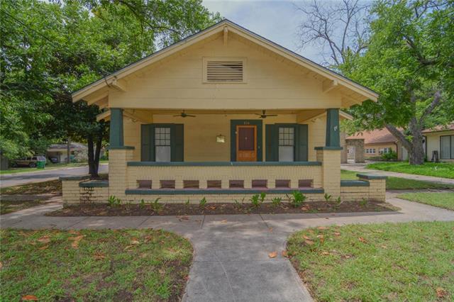 Photo of 814 N Ollie Street  Stephenville  TX