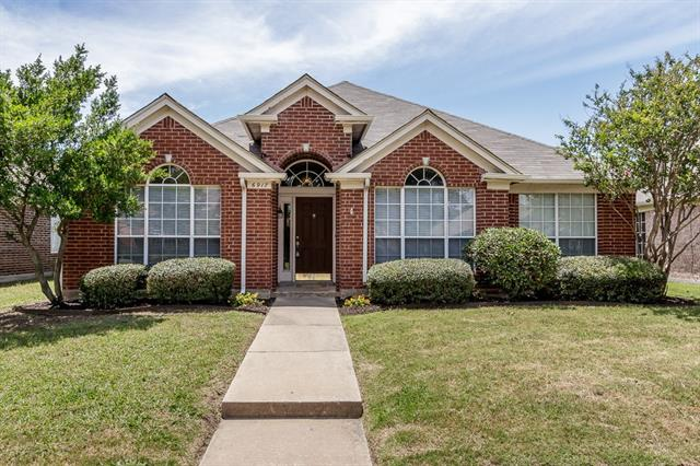 Photo of 6917 Chateau Drive  Frisco  TX