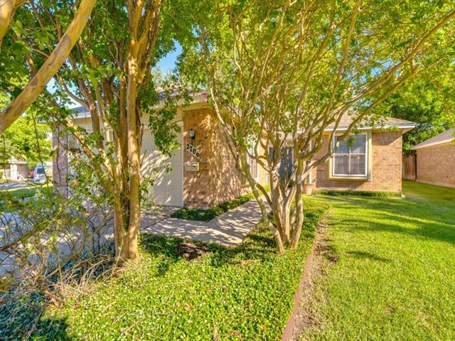 Photo of 2706 Glenwood Court  Carrollton  TX