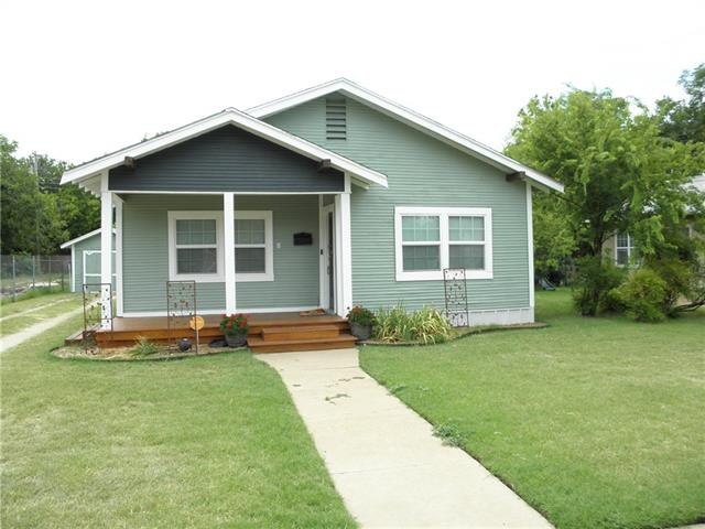 Photo of 1366 Palm Street  Abilene  TX