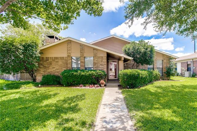 Photo of 3116 Mayfair Drive  Carrollton  TX