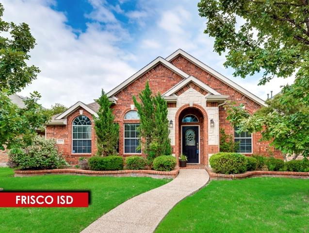 Photo of 12138 Red Hawk Drive  Frisco  TX
