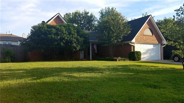 Photo of 3229 Timberview Court  Corinth  TX