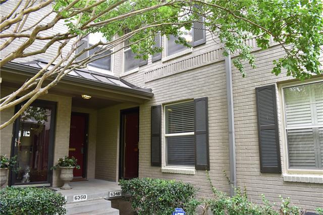 Photo of 6348 Bordeaux Avenue  Dallas  TX