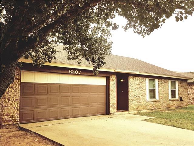 Photo of 6207 Hott Springs Drive SW  Arlington  TX