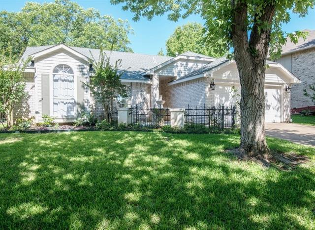 Photo of 2150 Willowood Drive  Grapevine  TX