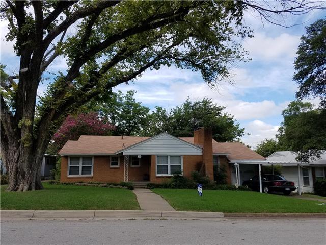 Photo of 3741 Willomet Avenue  Fort Worth  TX
