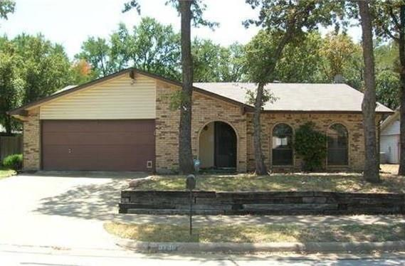 3736 Walnut Drive, Bedford in Tarrant County, TX 76021 Home for Sale