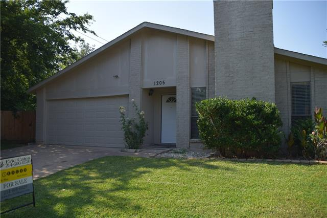 Photo of 1205 Tranquilla Terrace  Bedford  TX