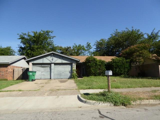 Photo of 6213 Douglas Drive  Watauga  TX