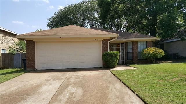 Photo of 7512 Down Hill Drive  Fort Worth  TX