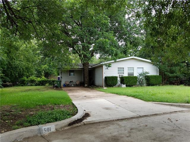 Photo of 501 Circle Drive  Arlington  TX