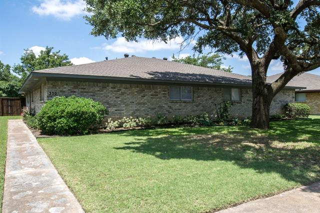 Photo of 330 Towne House Lane  Richardson  TX