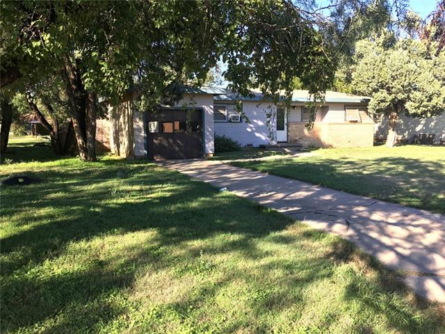 Photo of 1403 Hudson Road  Stamford  TX