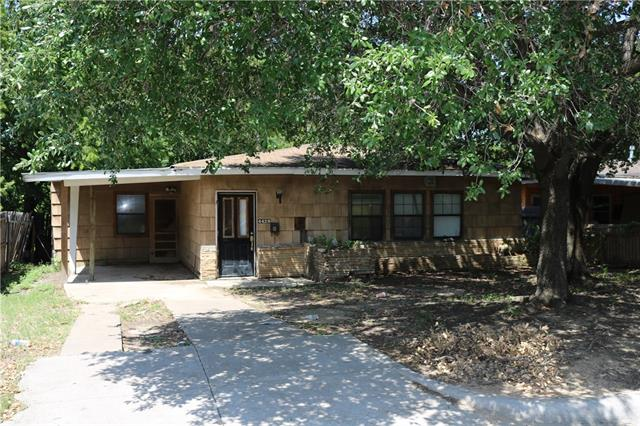 Photo of 4428 Fletcher Avenue  Fort Worth  TX
