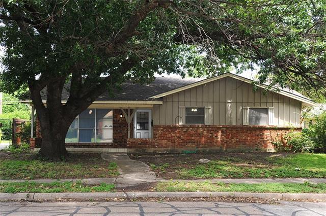 Photo of 4222 Ashville Drive  Garland  TX