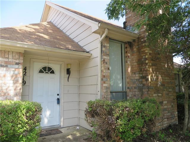 Photo of 4219 Windhurst Drive  Arlington  TX