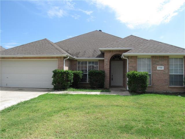 Photo of 1708 Buena Vista Drive  Denton  TX
