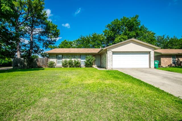 Photo of 3501 Huisache Street  Denton  TX