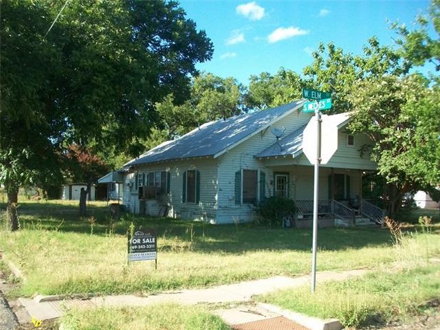 Photo of 416 W Elm Street  Coleman  TX