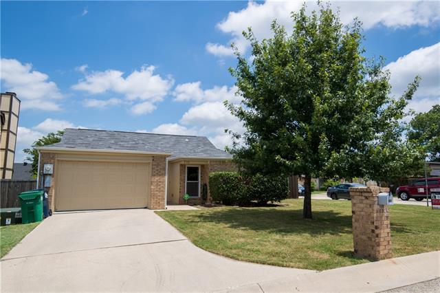 Photo of 713 Windfields Street  Denton  TX
