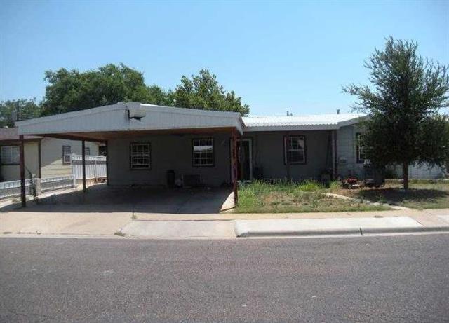 Photo of 1202 Doran Drive  Andrews  TX