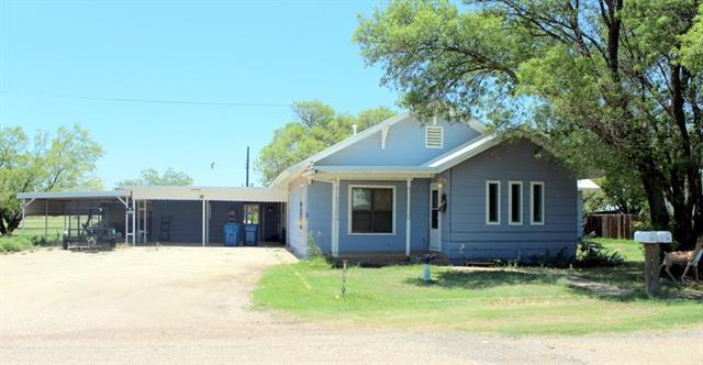 Photo of 303 S Leavit Street  Weinert  TX