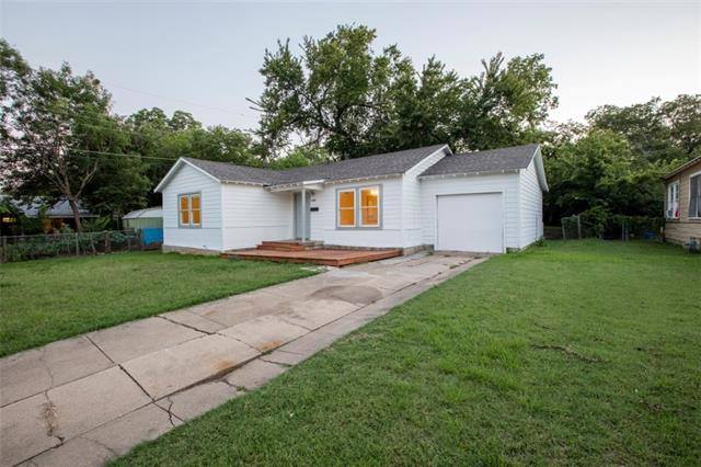 Photo of 3705 Katrine Street  Haltom City  TX