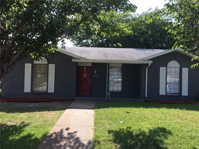 Photo of 742 Tapley Street  Grand Prairie  TX