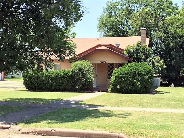 Photo of 1401 N Avenue F  Haskell  TX