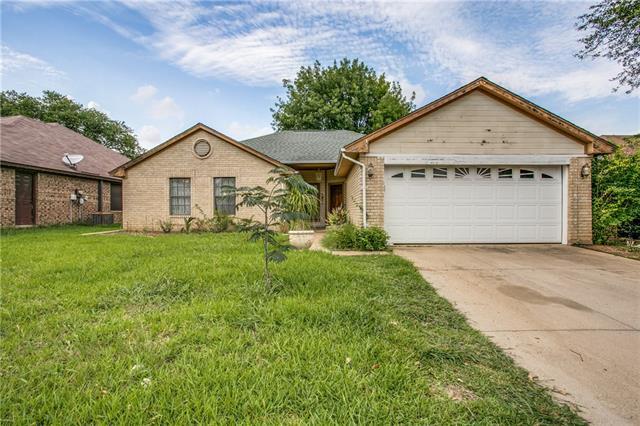 Photo of 2712 Poplar Spring Road  Fort Worth  TX