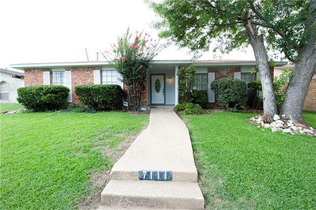 Photo of 7111 Blackwillow Lane  Dallas  TX