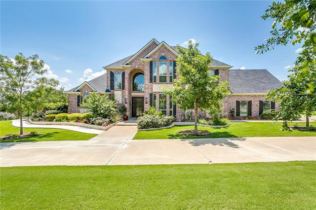 10016 Tantarra Drive, Burleson, Texas