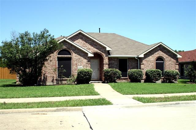 Photo of 7405 Fairfield Drive  Rowlett  TX