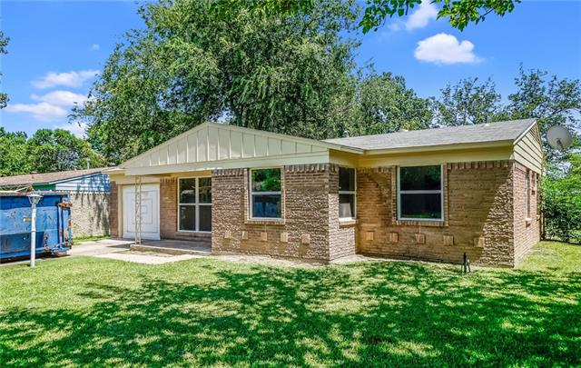 Photo of 3020 Albany Drive  Mesquite  TX