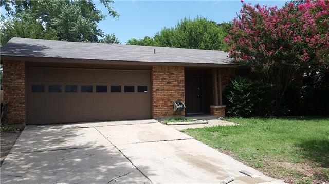 Photo of 4413 Campion Lane  Fort Worth  TX