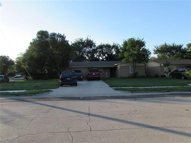 Photo of 2425 Anderson Street  Irving  TX