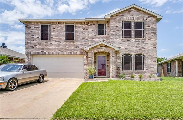Photo of 8728 Polo Drive  Fort Worth  TX